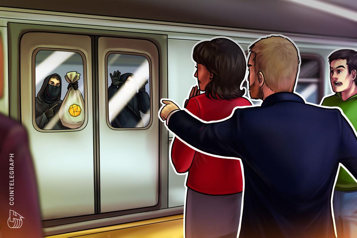 pljačka trgovca bitcoinima djeluje najbolja platforma za trgovanje